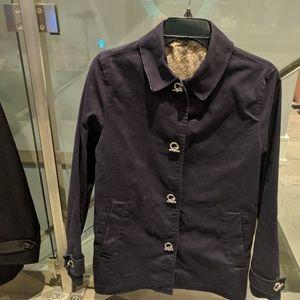 Trench coat female M blus